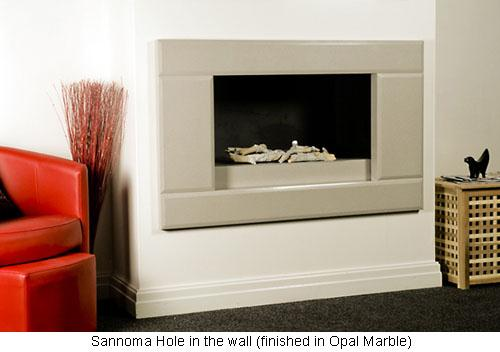marble fireplace suites