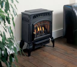Esteem 4221 flueless stoves