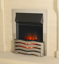 Electric Fires Liverpool Inset Fires Wall Fires