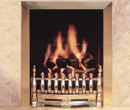 Crystal Fires Liverpool Super Heatrave Gem Gas Fire