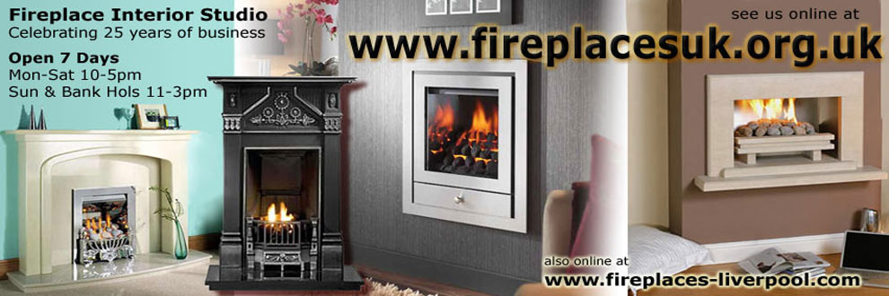 Fireplaces for sale in Wirral