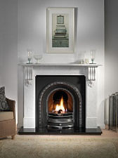 gallery collection liverpool fireplaces by gallery. Black Bedroom Furniture Sets. Home Design Ideas
